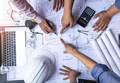 Integrated project design